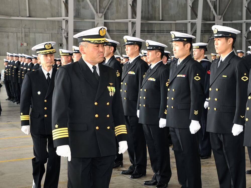 北林治(きたばやし・おさむ)|第34期・海上自衛隊 | 日本国自衛隊 ...
