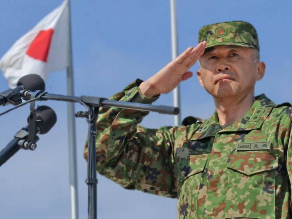 【退役】大西裕文(おおにし・ひろふみ) 第27期・陸上自衛隊