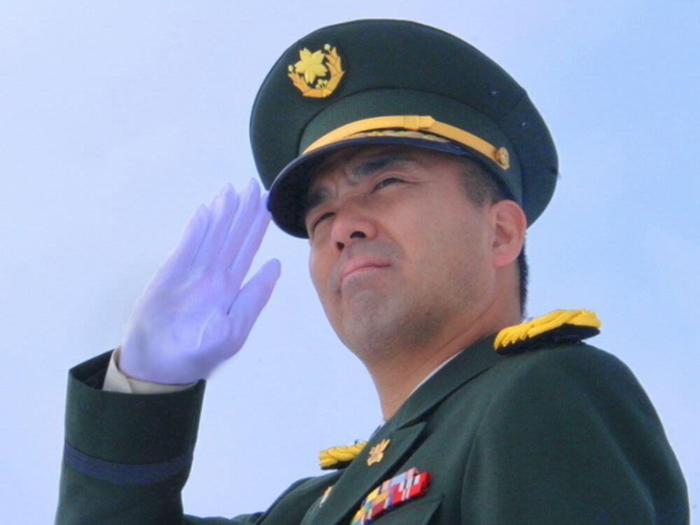 【陸上自衛隊】日本の平和を守るイケメン幹部自衛官特集