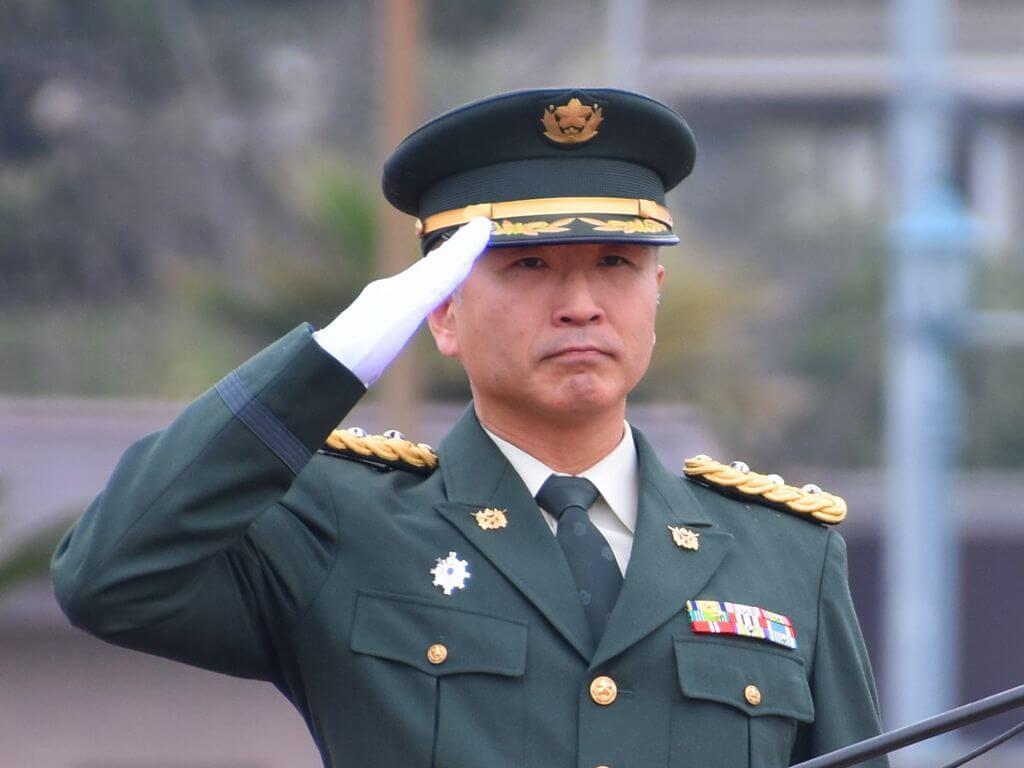 渡辺亘紀(第12普通科連隊長・1等陸佐) 第39期・陸上自衛隊