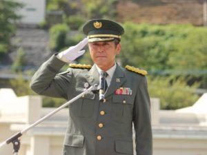 栗木幹雄(西部方面特科連隊長・1等陸佐) 第39期・陸上自衛隊