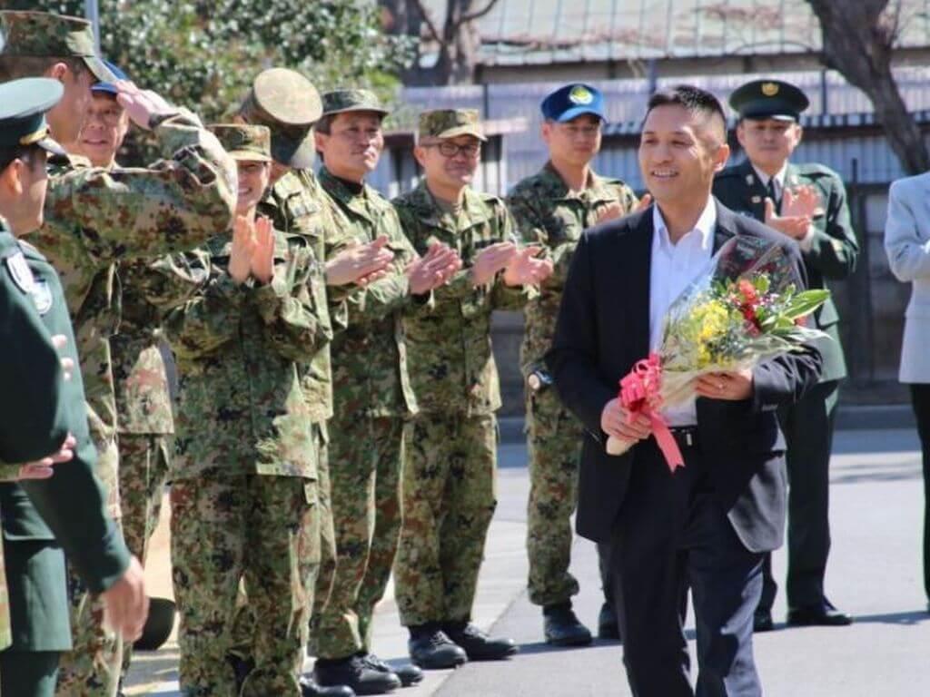 青木義昌(あおき・よしまさ)|第30期・情報学校長 | 日本国自衛隊 ...