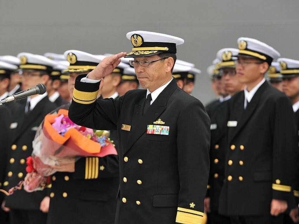 海上 自衛隊 幹部 名簿