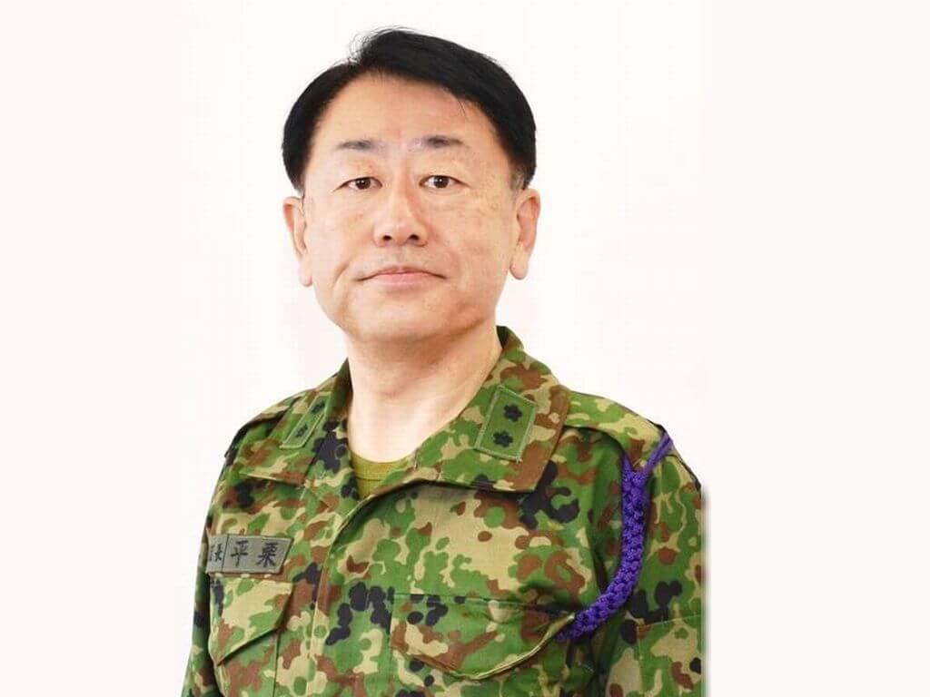 退役】平栗浩一(第1施設団長・陸将補)|第29期・陸上自衛隊 | 日本国 ...