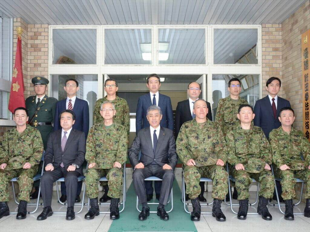 山田憲和(第41普通科連隊長・1等陸佐)|第38期・陸上自衛隊 | 日本国 ...