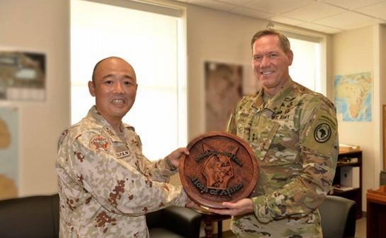 岩上隆安(中央即応連隊長・1等陸佐) 第39期・陸上自衛隊