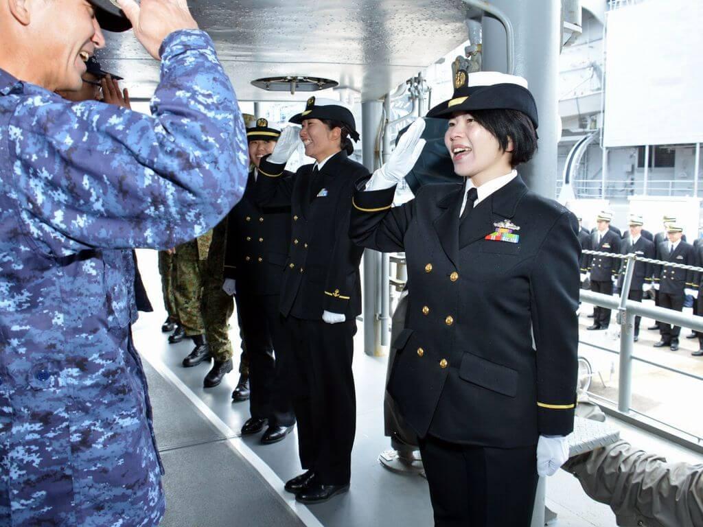 海上 自衛隊 人事 防衛省・自衛隊:人事発令