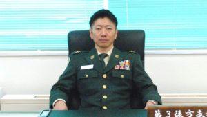 三宅睦(第3後方支援連隊長・1等陸佐)|第40期・陸上自衛隊