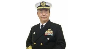 出口佳努(海上幕僚副長・海将)|第30期相当・海上自衛隊
