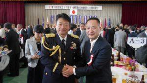 【現地レポート】第1師団創立57周年記念行事に参加してきました!
