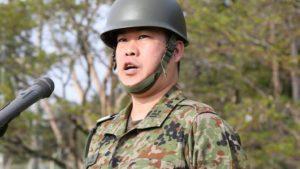 吉田泰輔(第10施設大隊長・2等陸佐)|第45期・陸上自衛隊