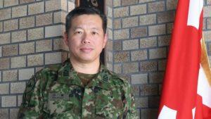 小橋史行(こばし・ふみゆき)|第34期・陸上自衛隊