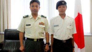 林佐光(はやし・さこう)|第33期・陸上自衛隊