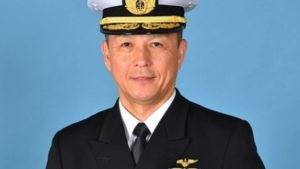 瀨戸慶一(せと・けいいち)|第32期相当・第2航空群司令