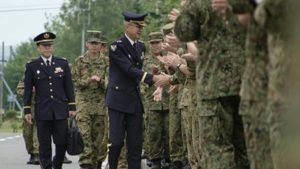 小野塚貴之(陸上幕僚副長・陸将)|第30期・陸上自衛隊