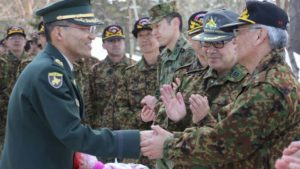 大場剛(第4師団副師団長・陸将補)|第34期・陸上自衛隊