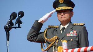 納冨中(防衛大学校幹事・陸将)|第29期・陸上自衛隊