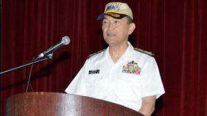 山村浩(海上幕僚副長・海将)|第28期・海上自衛隊