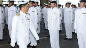 大町克士(海上自衛隊幹部学校副校長・海将補)|第34期・海上自衛隊